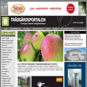 trädgårdsportalen.se - Sveriges ledande trädgårdsmässa