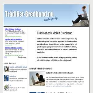 Trådlöst och Mobilt Bredband