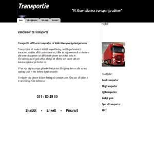 Transport gods frakt flyg/sjöfrakt