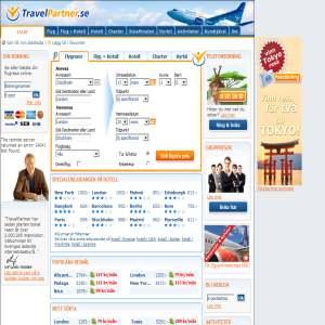 TravelPartner.se - Billiga resor