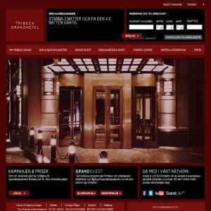 Modernt Hotell i Manhattan för Lyxigt Boende i New York  - Tribeca Grand Hotel