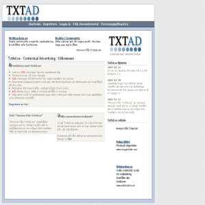 TxtAd.se