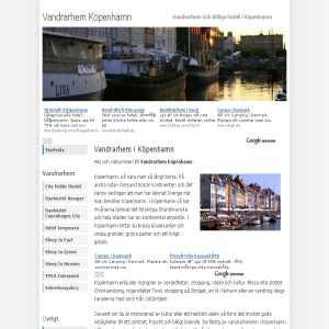 Vandrarhem Köpenhamn