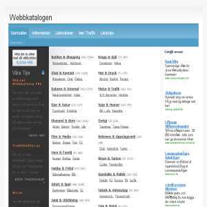Webbkatalogen.biz