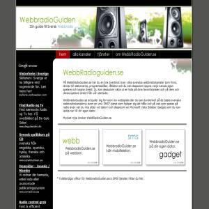 Svensk Webbradio