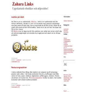 Zaharalinks
