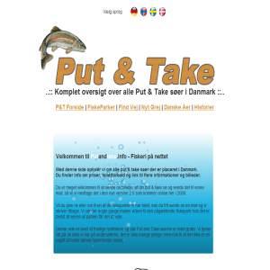Put & Take för alla fiskare i Danmark