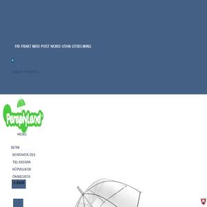 Paraplyland | Väl värt att satsa på vid köp av paraply!