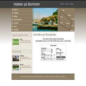 Hoteller Bornholm