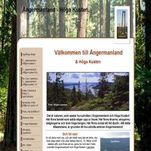 Välkommen till Ångermanland Höga Kusten