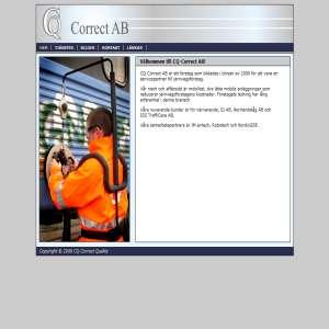 CQ - Correct Quality AB