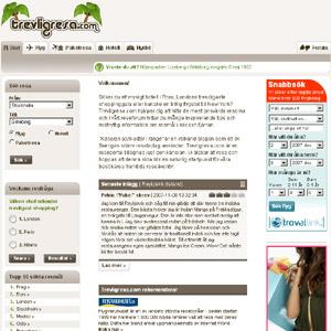 TrevligResa.com