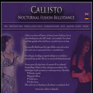 Callisto - Nocturnal Fusion Bellydance