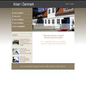 Kroer i Danmark